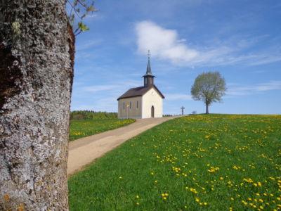 La chapelle de La Bosse